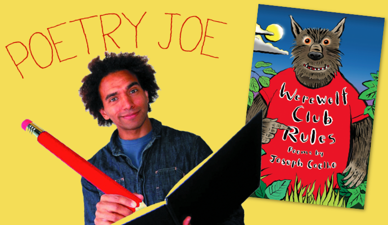 Joseph Coelho  New Collection - Werewolf Club Rule